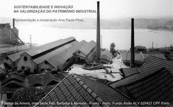 26 de febrero en Lisboa en el IHC /FCSH – Universidade Nova, segunda sesión del Seminário Permanente de Património Industrial con intervención del Presidente de INCUNA