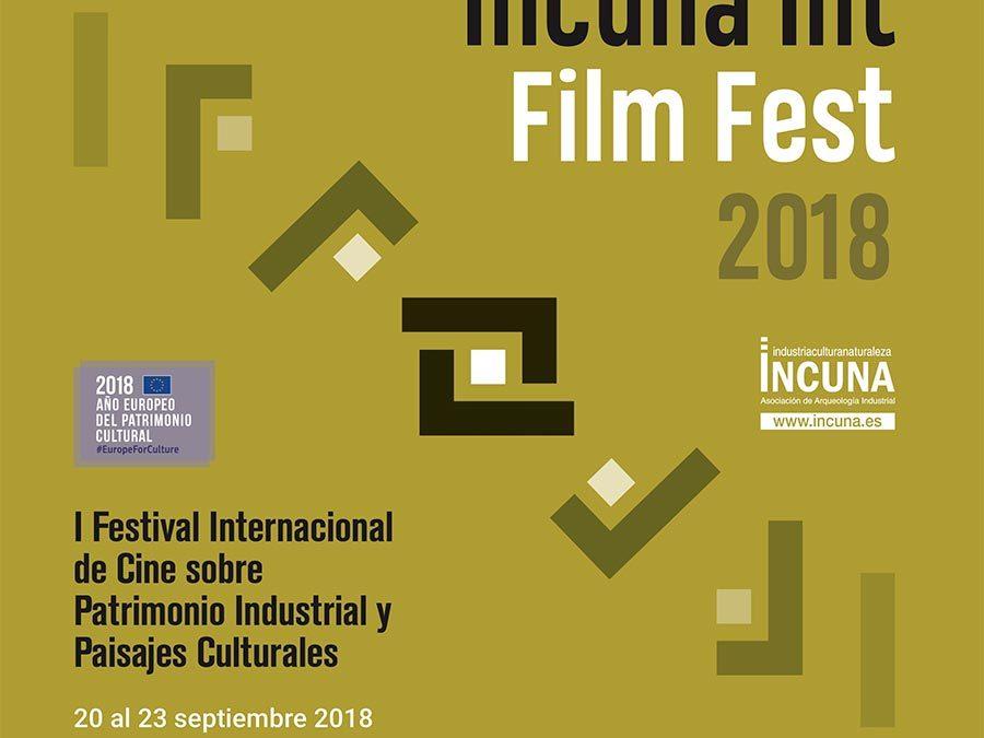 INCUNA celebra el 20 aniversario de las Jornadas Internacionales de Patrimonio Industrial con la creación del INCUNA Int Film Fest
