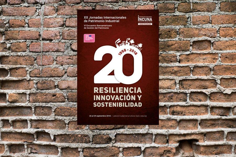 CONVOCATORIA / CALL FOR PAPERS a las XX Jornadas Internacionales de Patrimonio Industrial de INCUNA – VI Encuentro Iberoamericano de Gestión del Patrimonio, Gijón 26 a 29 septiembre 2018