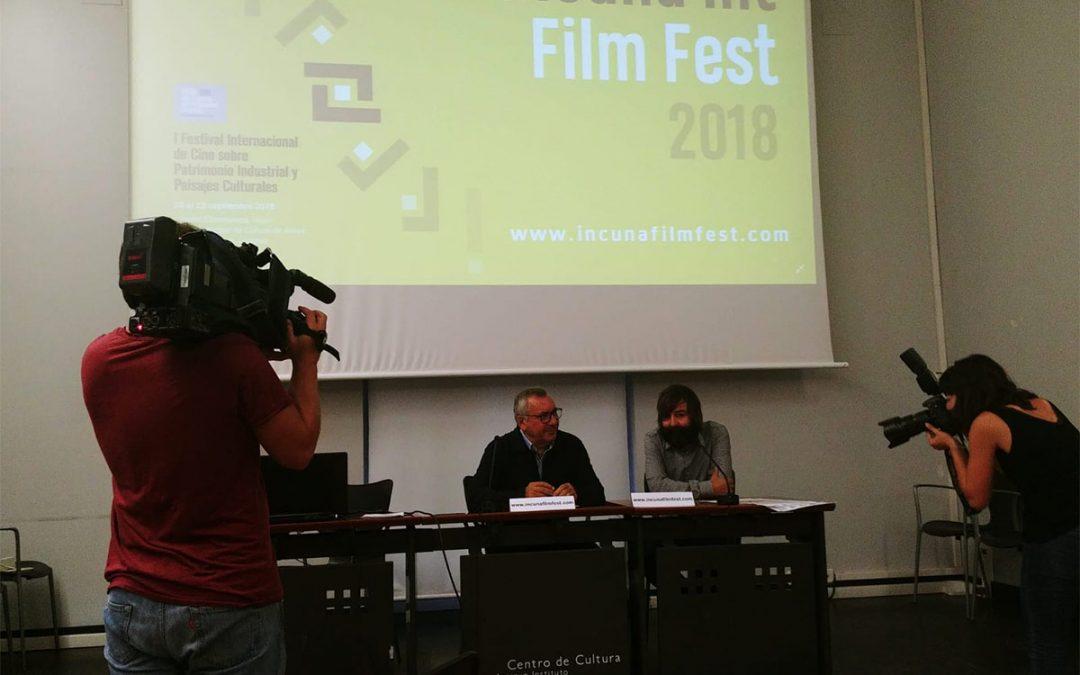 La primera edición del INCUNA IFF enfoca el cine sobre patrimonio industrial con 13 estrenos, inauguración el 20 de septiembre a las 20 h. en Sala Paraninfo de Laboral Ciudad de la Cultura en Gijón