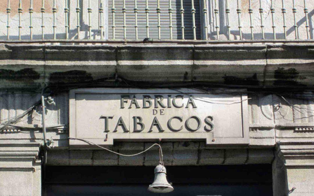 Presentación del libro el miércoles 26 de diciembre sobre Fábricas de Tabacos en España. Arquitectura industrial y paisajes urbanos