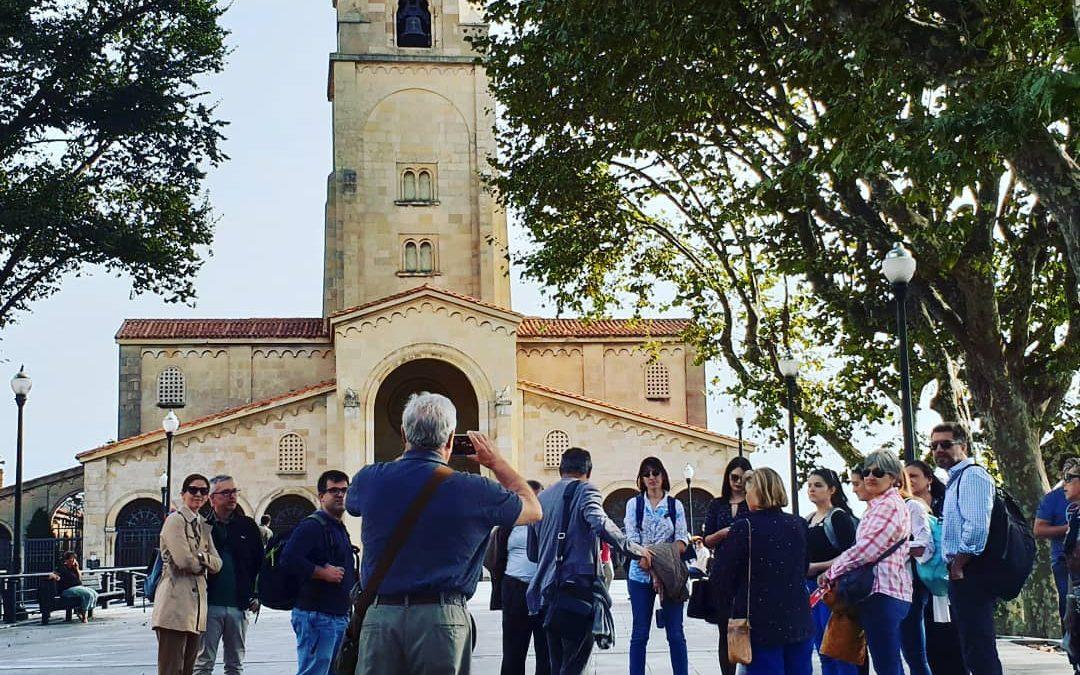 Visita guiada a centro histórico de Gijón