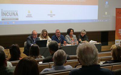 Inauguración de las XXI Jornadas Internacionales de Patrimonio Industrial INCUNA 2019