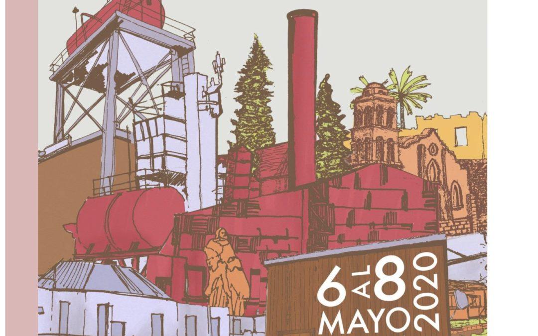 Monterrey México Congreso Patrimonio Industrial. Compartiendo el presente, divulgando el pasado,  6 / 8 mayo 2020