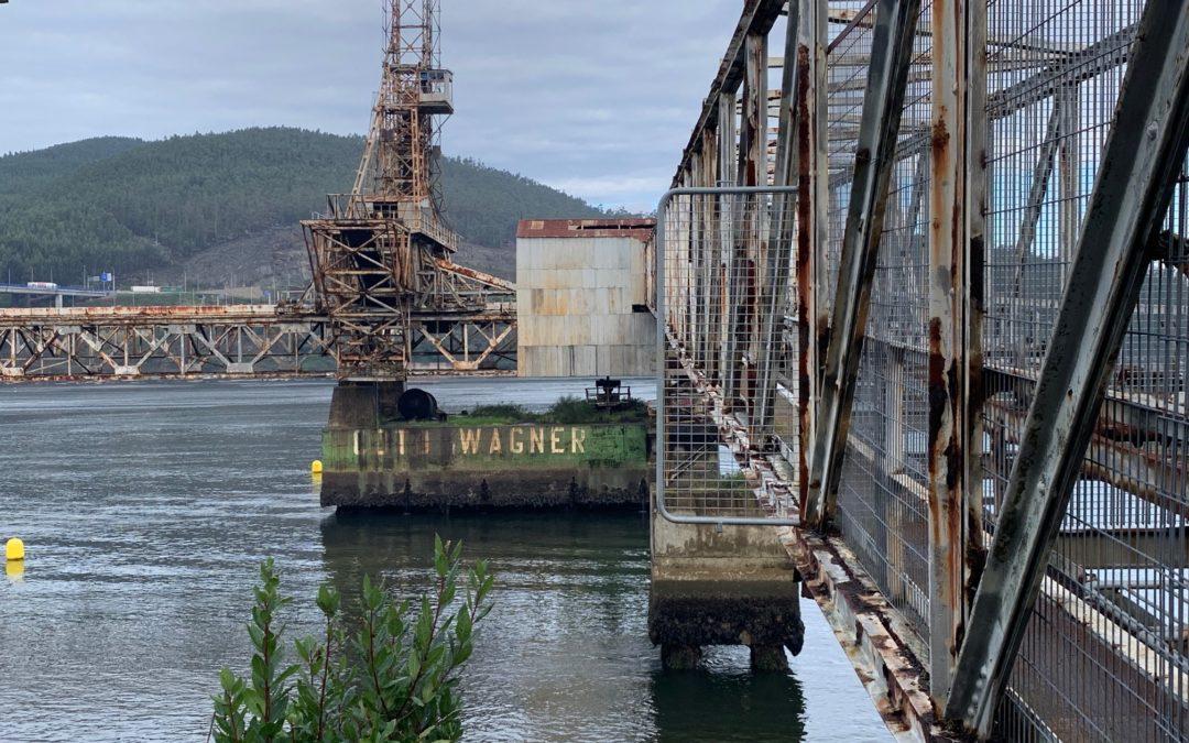 INCUNA se opone al derribo del Cargadero Coto Wagner y apoya la Declaración de B.I.C. para el conjunto patrimonial del estrecho de Rande instada por ARPE y Ayuntamiento Redondela en Galicia