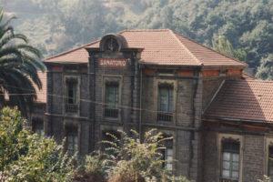Sanatorio Bustiello. Foto año 2002