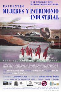 Mujeres y patrimonio Industrial 2021