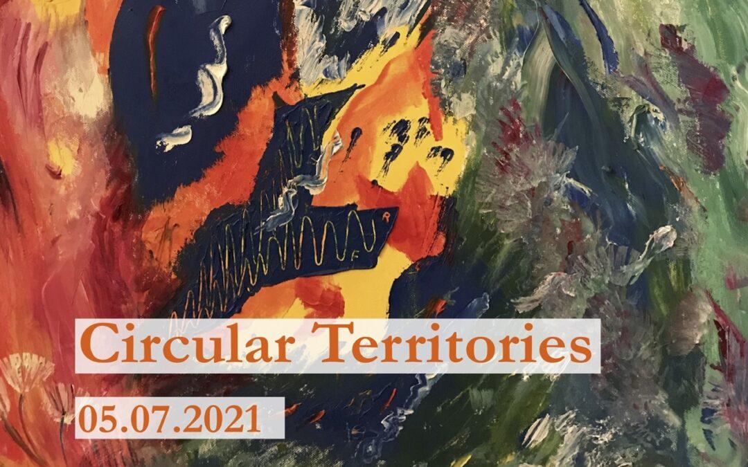«CIRCULAR TERRITORIES» WEBINARIO INTERNACIONAL.  LUNES 5 DE JULIO.   XXIII JORNADAS DE PATRIMONIO INDUSTRIAL – INCUNA 2021