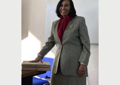 CECILIA DE LA PAZ PELLETIER BRAVO